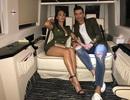 """C.Ronaldo ca ngợi bạn gái là """"người phụ nữ xinh đẹp nhất hành tinh"""""""