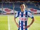 Fanpage của Heerenveen sụt giảm chóng mặt sau khi Văn Hậu về nước