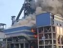 Gang lỏng chảy tràn gây cháy tại dự án 2,7 tỷ USD