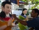 Làng nghề trong lòng phố gần 100 năm làm tượng Phật