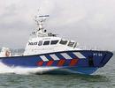 """Singapore """"trình làng"""" 2 mẫu tàu mới đối phó nguy cơ trên biển"""