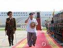 Ông Kim Jong-un thị sát diễn tập chiến tranh chống Mỹ, Hàn