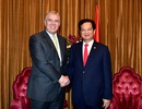 Thủ tướng Nguyễn Tấn Dũng tiếp Hoàng tử Anh Andrew