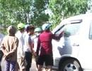 Vụ dân chặn xe đưa đón công nhân: Tạm giữ  3 đối tượng