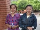 Nụ cười rạng rỡ của thí sinh hoàn thành sớm kỳ thi THPT quốc gia