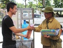 Bánh mì 0 đồng cho người lao động nghèo