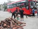 Gặp khó với xe biển số Lào