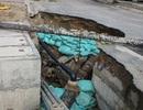 Hè, đường sụt vỡ toang hoác ở Vinh: Không phải lần đầu