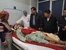 Điều 2 trực thăng đưa bác sĩ lên Lai Châu cứu nạn nhân vụ sập cầu