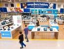 """Microsoft, Samsung """"chạy đua"""" mở cửa hàng trải nghiệm"""