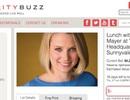 """Kiều nữ CEO Yahoo có """"đáng giá"""" hơn Tim Cook?"""