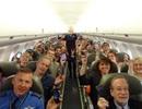 Mỹ xem xét bỏ lệnh cấm sử dụng điện thoại trên máy bay