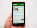 Mở hộp smartphone cỡ lớn Lumia 1320 sắp bán tại Việt Nam