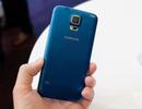 Hình ảnh thực tế của Galaxy S5 có cảm biến vân tay
