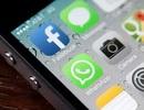 Facebook mất giá sau khi chi 19 tỷ USD mua WhatsApp