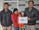Bé Khánh Thi tiếp tục nhận 2550 USD của bạn đọc giúp đỡ