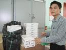Vận chuyển hàng vạn gói thuốc lá lậu trên tàu hỏa