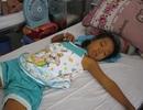 Thương bé 13 tuổi sống nhờ máu người khác đang nguy kịch