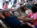 Hơn 1.000 người tham gia ngày hội hiến máu
