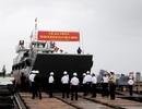 Hạ thủy tàu đổ bộ 80 tấn