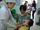 Trẻ tiêm phòng sởi tăng mạnh