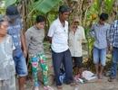 """Bắt hàng chục đối tượng đánh bạc """"núp"""" trong vườn dừa"""