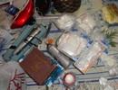 Bắt một phụ nữ tàng trữ gần 1kg ma túy đá