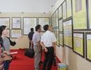 """Triển lãm: """"Hoàng Sa, Trường Sa của Việt Nam – Những bằng chứng lịch sử và pháp lý""""."""