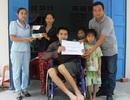 Hơn 50 triệu đồng đến với vợ chồng anh Nguyễn Văn Chinh