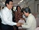 """Chủ tịch nước: Xấu hổ lắm khi thấy vị trí Việt Nam trên """"bản đồ tham nhũng thế giới"""""""