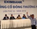 """Đại hội cổ đông Eximbank: Chứng kiến văn hoá """"chất vấn"""" của nhà giàu"""