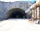 Thông đường hầm dài nhất tuyến cao tốc Đà Nẵng - Quảng Ngãi