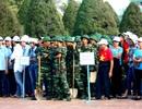 """Đà Nẵng: Mít tinh """"Vì môi trường xanh Quốc gia năm 2015"""""""