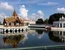 Tham quan cung điện Bang Pa-In ở Thái Lan