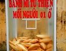 Thơm thảo bánh mỳ từ thiện ở Hội An