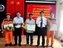 Bộ GTVT tặng bằng khen cho chủ tàu cứu 34 ngư dân bị nạn ở Hoàng Sa