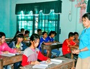Lớp dạy hè miễn phí cho trẻ em khó khăn
