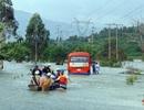 Quảng Nam: Toàn bộ học sinh vùng lũ nghỉ học