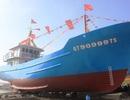 Hạ thủy tàu vỏ thép đầu tiên đóng tại Quảng Trị theo Nghị định 67