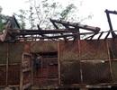 Lốc xoáy khiến 14 nhà dân bị hư hỏng và tốc mái