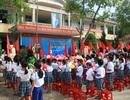 Dù cuộc sống khó khăn, học sinh Quảng Trị vẫn nô nức dự lễ khai giảng
