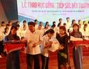 Quảng Trị: Hơn 1,3 tỷ đồng tiếp sức cho tân sinh viên khó khăn vào giảng đường