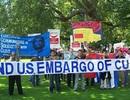 Đại hội đồng LHQ bỏ phiếu lên án Mỹ cấm vận Cuba