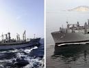 """Hai tàu hải quân Mỹ """"đụng"""" nhau trên Vịnh Aden"""