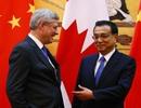 Trung Quốc, Canada đạt thỏa thuận hoán đổi tiền tệ kỷ lục