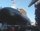 Thông tin mới nhất về tàu ngầm HQ-184 Hải Phòng