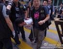 Thủ lĩnh biểu tình Hồng Kông bị cấm bén mảng tới địa điểm biểu tình