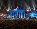 """Đức mở """"đại tiệc"""" ngoài trời mừng 25 năm Bức tường Berlin sụp đổ"""