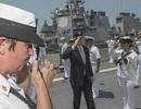 Bộ trưởng Hải quân Mỹ: Hoạt động trao đổi giúp tăng cường hợp tác hàng hải Việt-Mỹ
