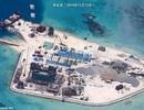 Trung Quốc ráo riết xây dựng phi pháp trên Biển Đông